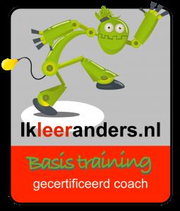 Logo coach Ik leer anders PNG